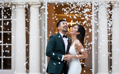 Sophisticated Wedding Inspiration featured in The Connecticut Bride