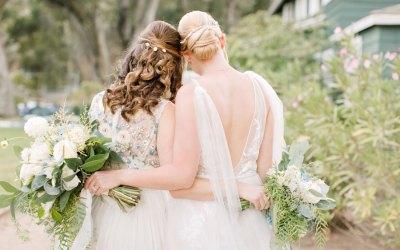 Delicate Bridal Accessories for a Garden Wedding
