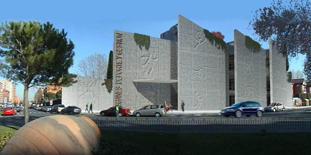Edificio Terciario de oficinas en Madrid