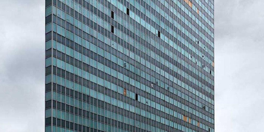 Arquitectura imaginaria de Philip Dujardin