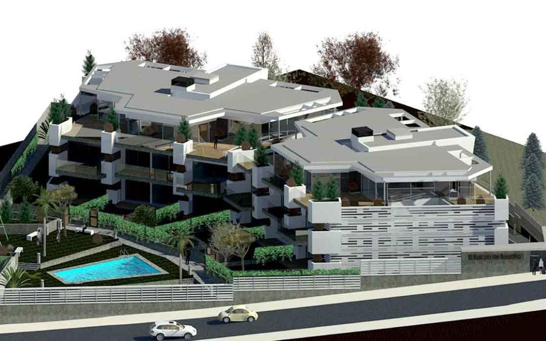 La metodología BIM aplicada a un proyecto de viviendas residenciales