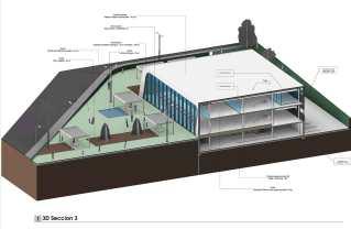 Edificio Terciario e Industrial en Madrid