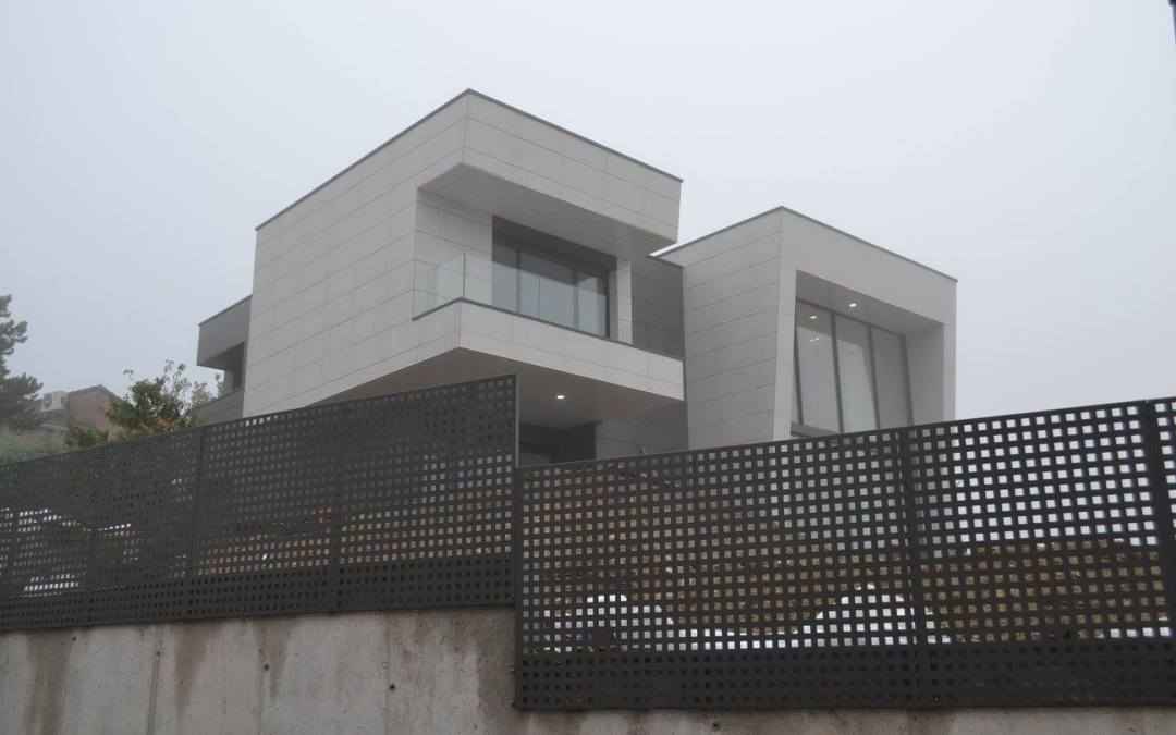 Vivienda sostenible en Valdemorillo: Casa Borrego
