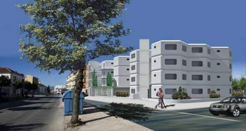 56 viviendas Cordoba