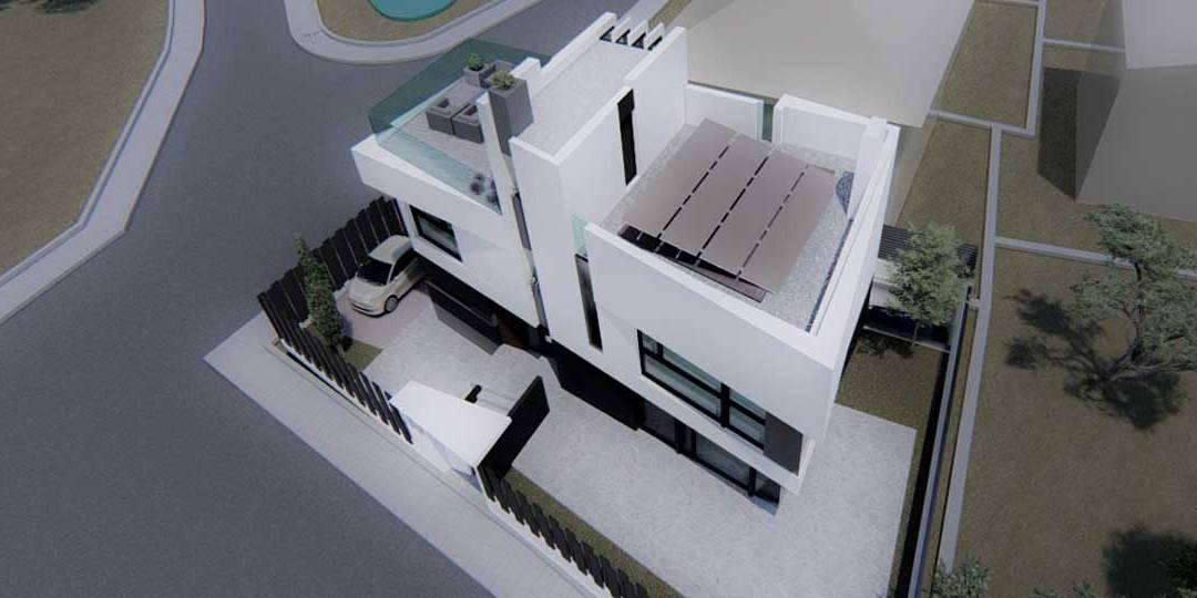 Energía Solar aplicada a una vivienda Unifamiliar