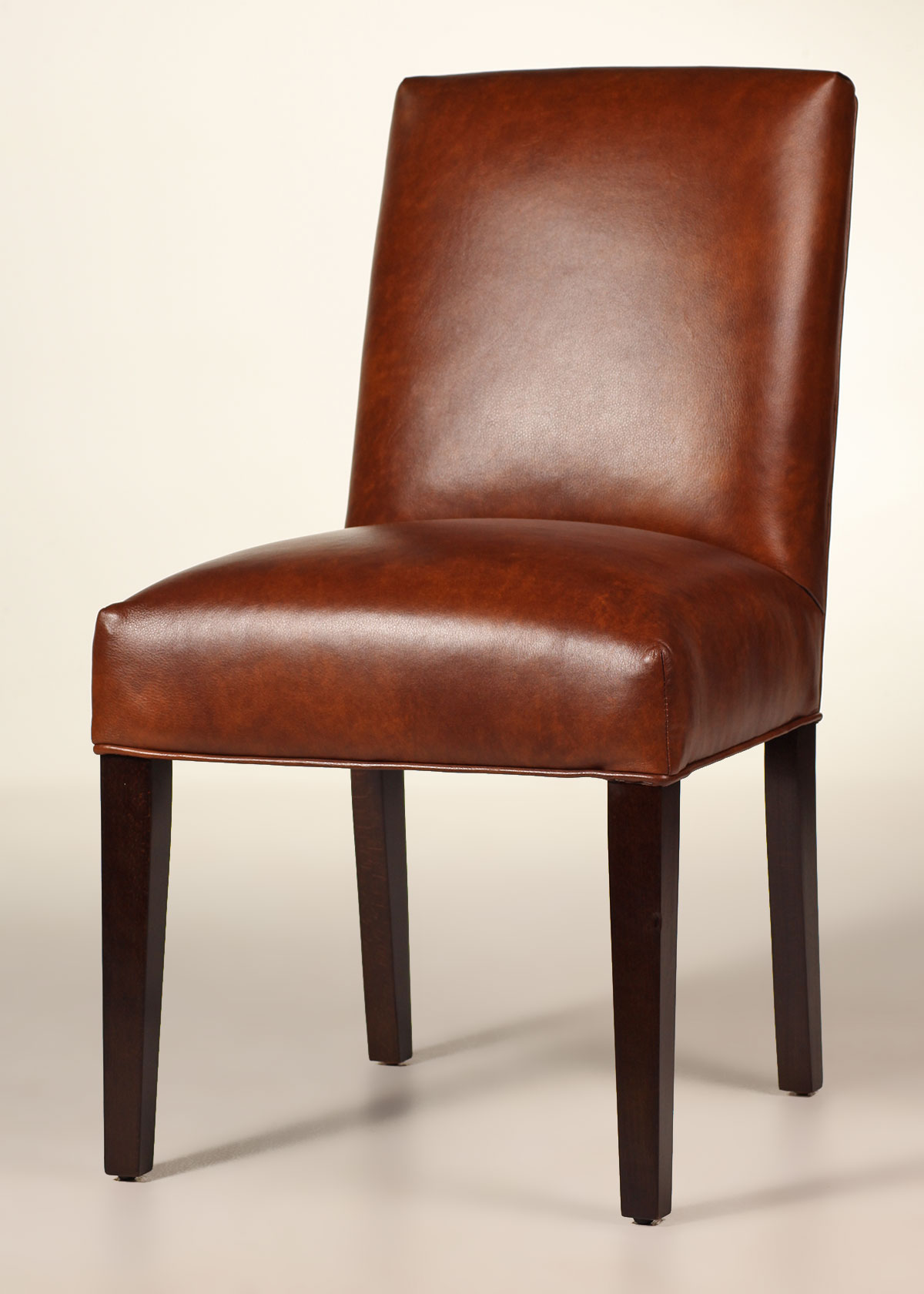 Hastings Leather Side Chair
