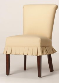 Coventry Skirted Dining Chair - Choose from 200 farbics