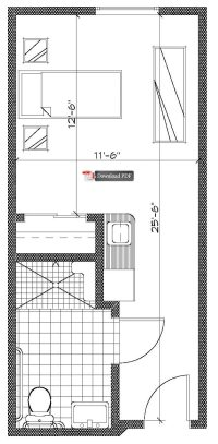 Small Studio Floor Plans | Joy Studio Design Gallery ...