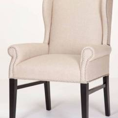 Parsons Chairs Slipcovers Vermont Made Rocking Host & Hostess - Carrington Court Custom Buy Direct