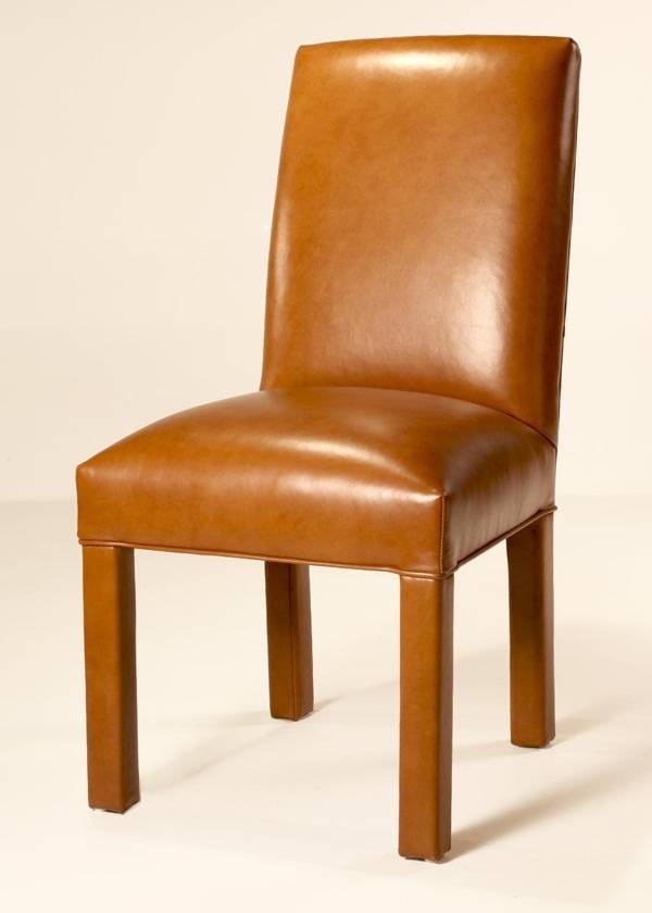 slipcovers for parsons chairs good reading salisbury leather chair