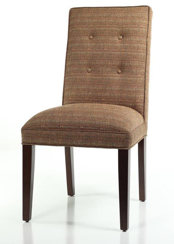 Manhattan Dining Chair  Contemporary Upholstered Dining