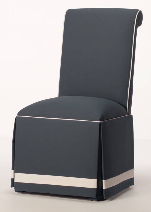 blue recliner chair covers lift chairs recliners covered by medicare dining slip cover – pads & cushions