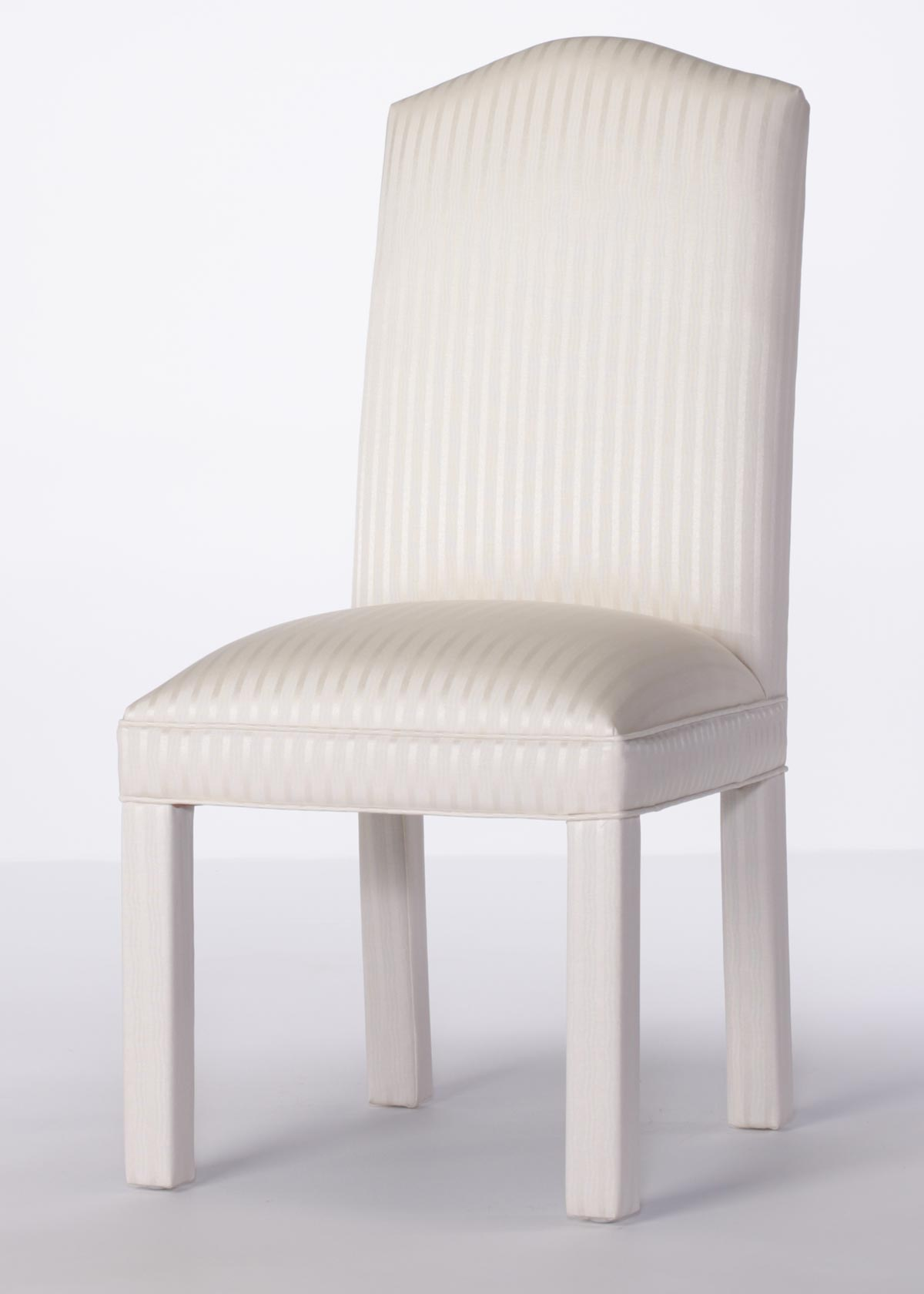Camel Back Parson Chair  Direct from the factory