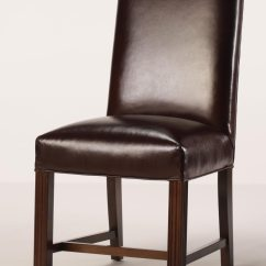 Chippendale Dining Chair Sewing Patterns For Patio Cushions Leather Rolled Back With Full Seat Zoom