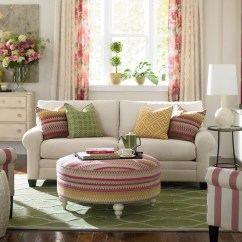 Living Room Decorating Ideas Cheap Round Ottoman Decor 24 Gorgeous To Inspire A Makeover Bright