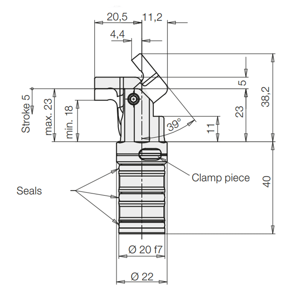 Mini Compact Clamps