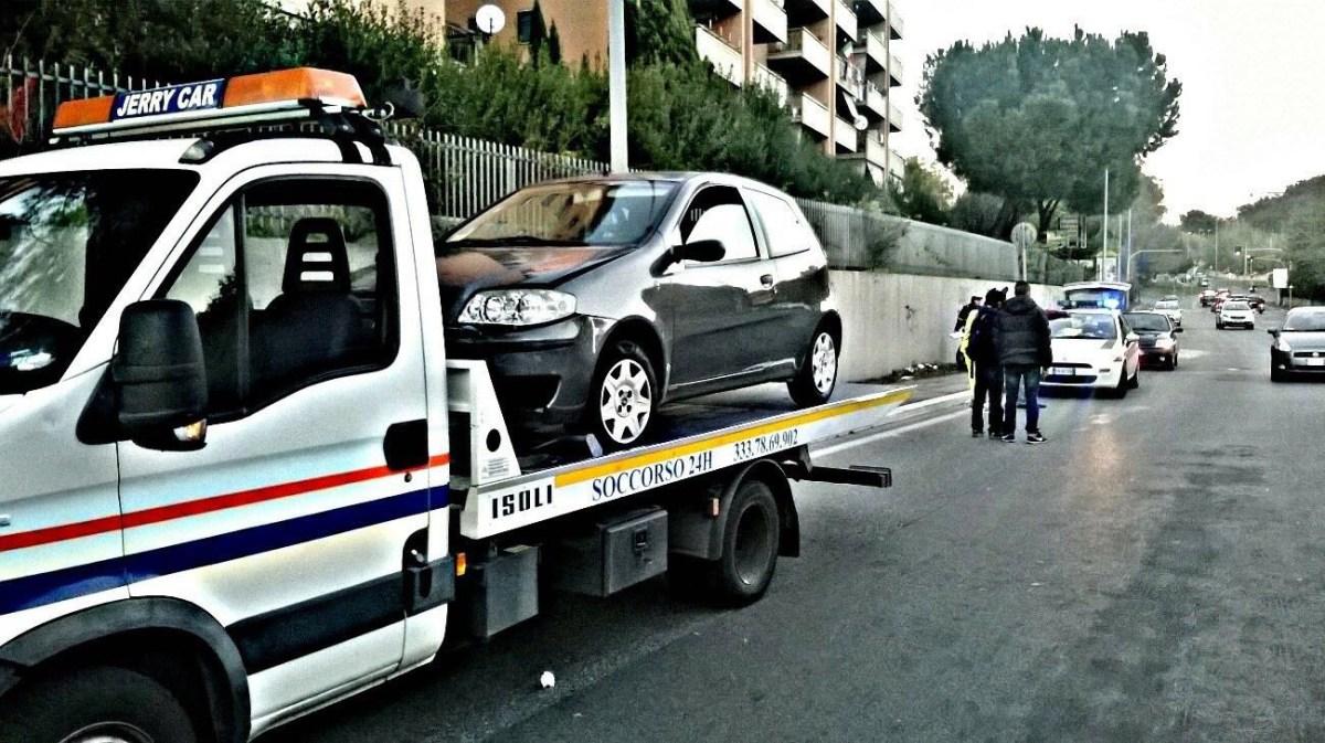 soccorso stradale economico roma