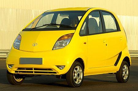 O Nano da Tata Motors em http://www.carrobonito.com