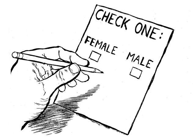 Il peso dell'incomprensione - L'importanza del riconoscimento del terzo genere-