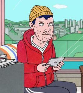 Todd Chavez personaggio asessuale