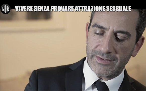 Matteo Viviani servizio asessuali iene