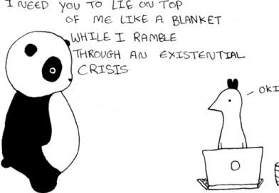 panda and possum
