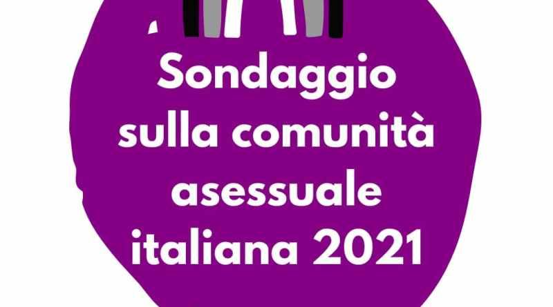 comunità asessuale italiana 2021
