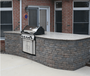 Outdoor Kitchen Carroll Landscaping, Inc.