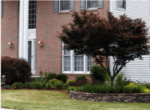 residential landscapes Carroll Landscaping