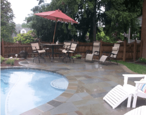 How to Make a Paver Patio Pop! Carroll Landscaping Inc