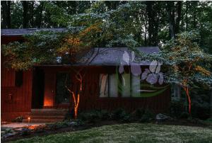 Landscape Lighting Carroll Landscaping, Inc.