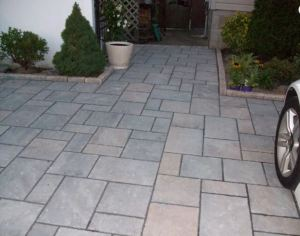 Driveway Construction Carroll Landscaping