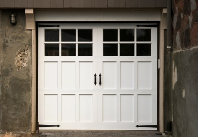 Images About Carriage Style Garage Doors On
