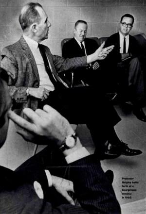 Professor Quigley Georgetown Seminar 1968