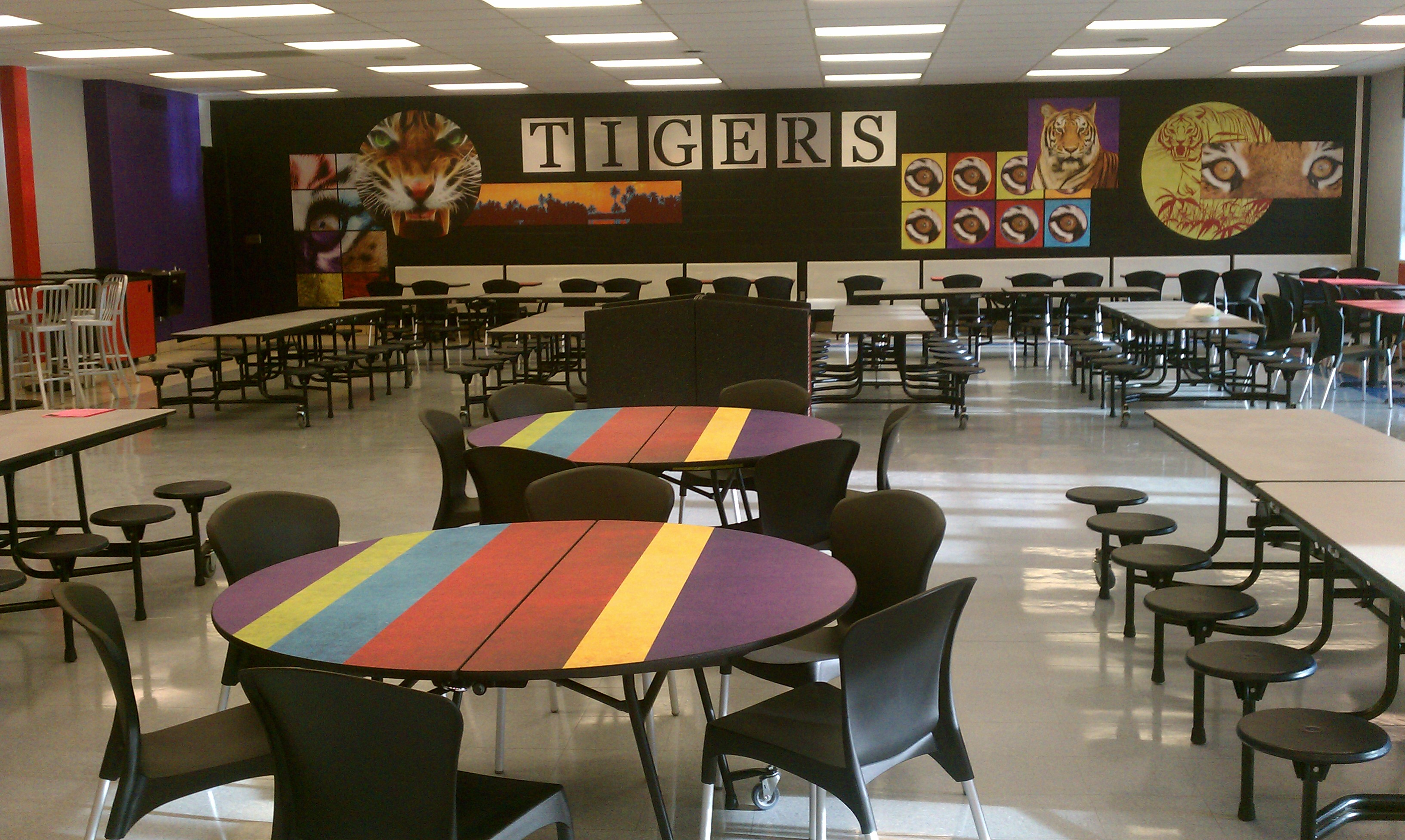 Cafeteria Seating | Cafeteria Furniture from Carroll Seating