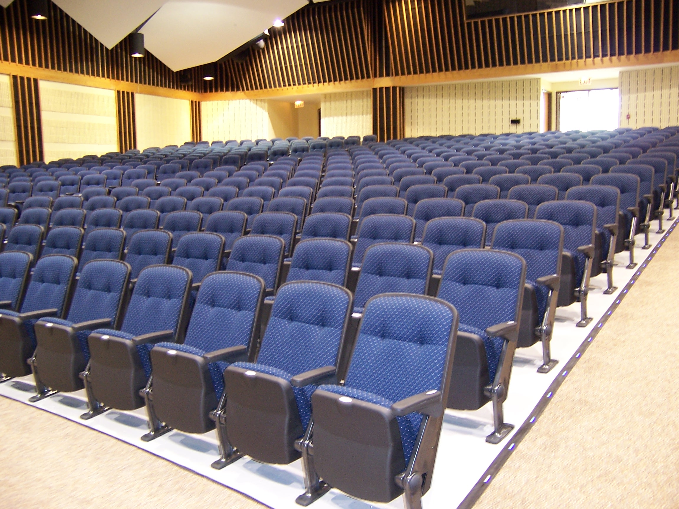 home theater chair repair office buy online auditorium seating carroll