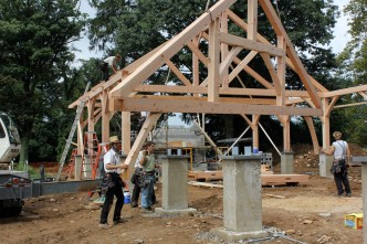 Liseter Pavilion by Toll Brothers, Newtown Square PA
