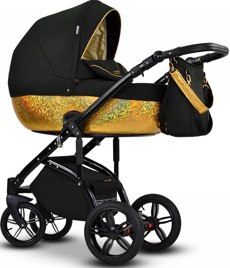 Carro de beb edicin limitada ROYAL GOLD  wwwcarrosbebecom
