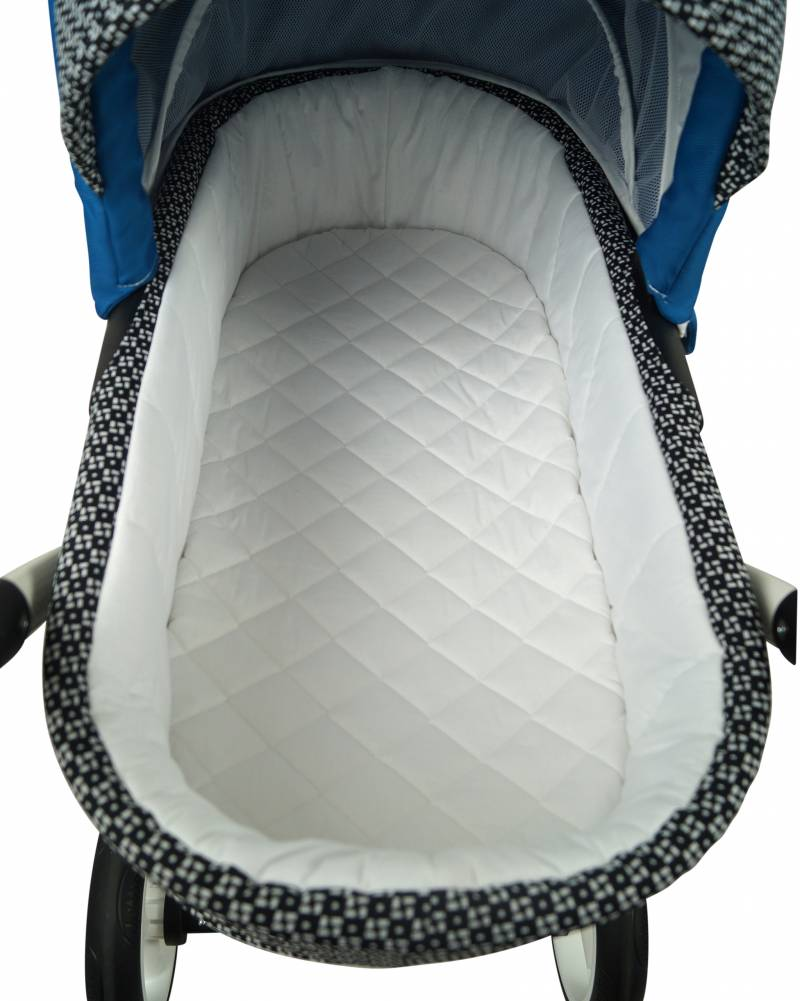 Carro de beb tres piezas ALU WAY  wwwcarrosbebecom