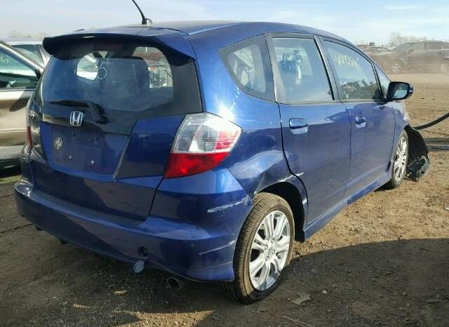 Usados: Honda Fit 2011 Sport Edición Especial en San Salvador full