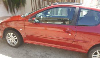 Usados: Peugeot 206 2008 juvenil y deportivo lleno