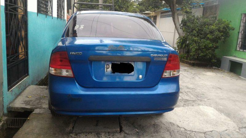 Chevrolet Aveo 2005 En San Jacinto San Salvador Carros El Salvador