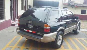 Usados: Honda Passport 2000 en San Salvador full