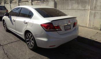 Honda Civic 2015 usado ubicado en San Salvador
