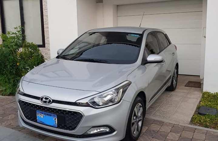 Vendo precioso Hyundai i20 2017 en perfectas condiciones, de agencia. a toda prueba sin nada para invertirle funcionando al 100%