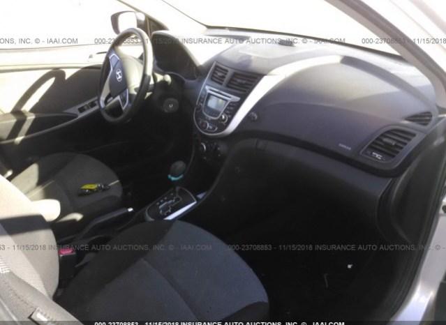Hyundai Accent 2012 full