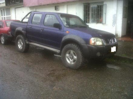 EXELENTE Nissan Frontier 2006, 4X4 3.0 DISSEL ,