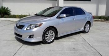 Toyota Corolla 2010 EN BUEN ESTADO $5,500 neg inf 74287091