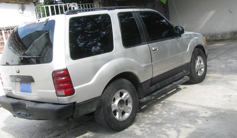 Ford Explorer 2003 full