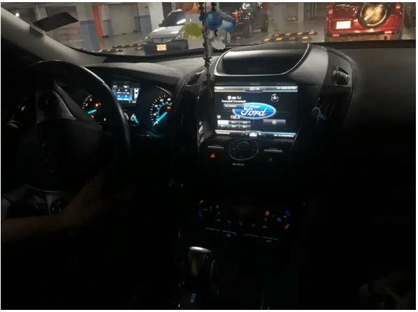 Ford Escape 2014 full